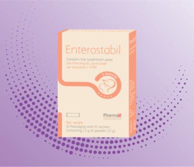 ენტეროსტაბილი / ENTEROSTABIL