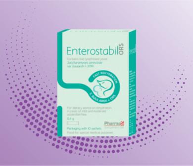 ენტეროსტაბილი ORS / ENTEROSTABIL ORS