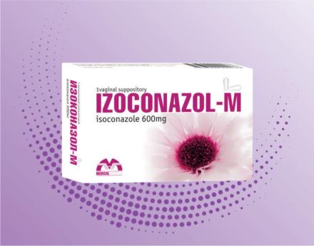 იზოკონაზოლი-მ / IZOCONAZOL-M