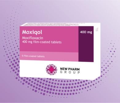 მოქსიქოლი / MOXIQOL
