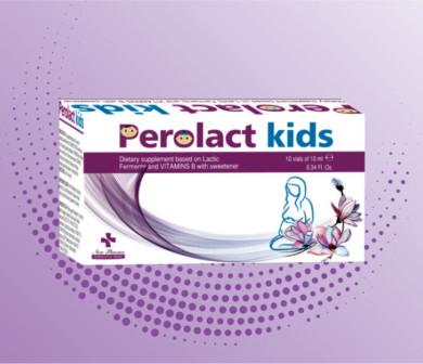 პეროლაქტ ქიდს / PEROLAQT KIDS