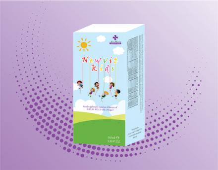 ნიუვიტი ქიდსი  / NEWVIT KIDS